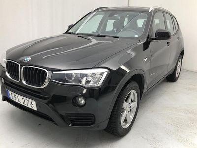 begagnad BMW X3 xDrive20d, F25