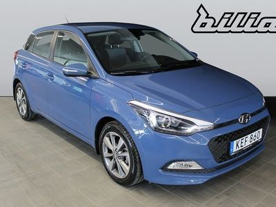 begagnad Hyundai i20 1.4 100 hk M6 Premium -16