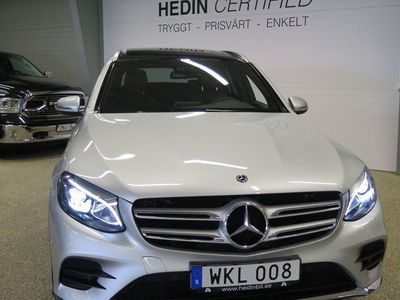 gebraucht Mercedes GLC220 D 4MATIC -18