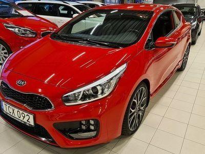 begagnad Kia cee'd GT Pro_ 1.6 GDI 2014, Halvkombi 144 900 kr