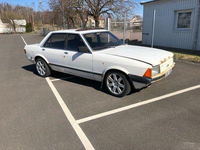 begagnad Ford Granada 17000mil