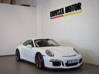 used Porsche 911 GT3 475hk Sv-Såld