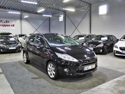 begagnad Ford Fiesta 1.25 Ny Servad Välvårdad 82hk