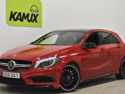 begagnad Mercedes A45 AMG | 4MATIC | DCT | 360hk