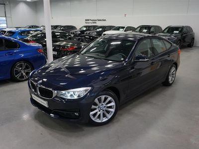 begagnad BMW 320 Gran Turismo D xDrive Advantage 190hk M Läderratt