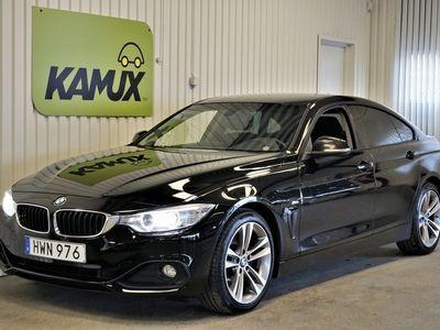 begagnad BMW 428 Gran Coupé i Sportline S&V-Hjul (245hk)