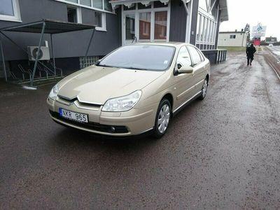 begagnad Citroën C5 2.0 HDiF Automat 136hk.s+v.däck.ny besiktigad.