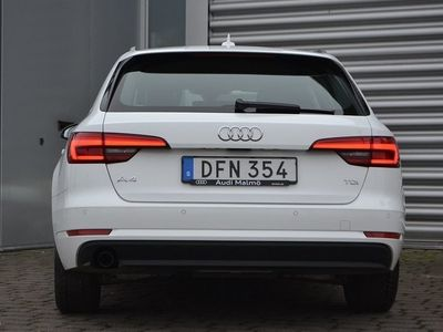 begagnad Audi A4 Avant 2.0 TDI 150hk