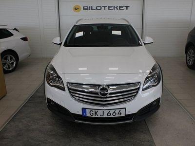 begagnad Opel Insignia Country Tourer 2.0 CDTI 4x4 2014, Personbil 189 900 kr