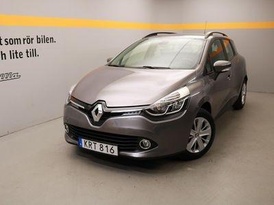 begagnad Renault Clio Sport Tourer 1,2 16V 75hk Expression T, Multimediasyst. MEDIA NAV