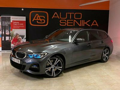 begagnad BMW 330 i xDrive M sport Steptronic Euro 6 258hk