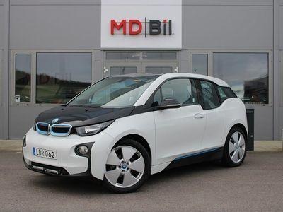 begagnad BMW i3 60Ah REX Aut Comfort 0kr kontant möjligt