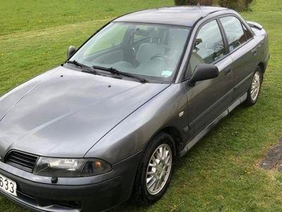 begagnad Mitsubishi Carisma S
