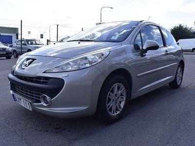 begagnad Peugeot 207 3-dörrar 1.6 Sport 109hk -07