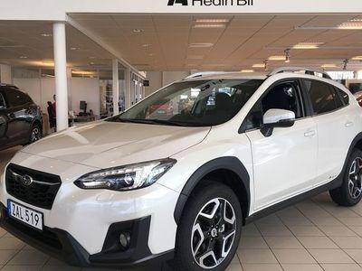 begagnad Subaru XV 2.0i Active, Drag, Låg skatt, 3 fria service tillfälle,