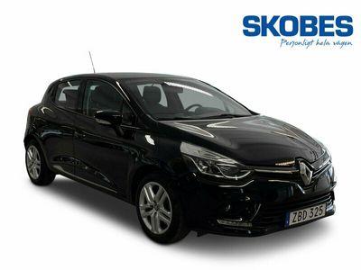 begagnad Renault Clio IV 1,2 16V 75 Zen 5-d