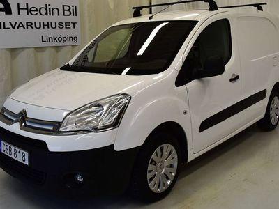 begagnad Citroën Berlingo Citroen Berlingo Van III 1,6Hdi, 3,7 M3, 92 HK