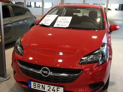 begagnad Opel Corsa CorsaEnjoy 5dr 1.4 Pluspaket