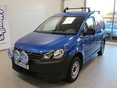 gebraucht VW Caddy SKÅP 1,6L TDI CR 75 KW KA Basis 75 CRDSG5