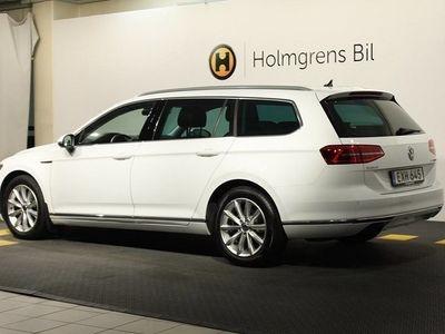 begagnad VW Passat SC 2.0 Tdi DSG 4M GT 190hk