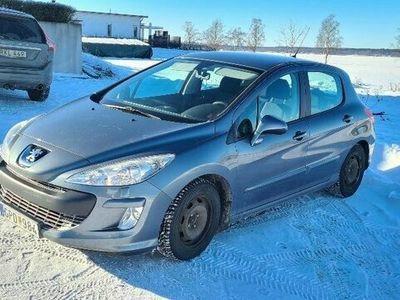 begagnad Peugeot 308 1,6 HDI 5D