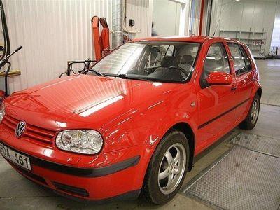 begagnad VW Golf IV 1.6 101 hk