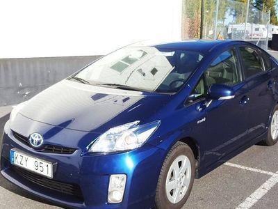 begagnad Toyota Prius Business NyService P-sen 2010, Halvkombi 99 900 kr