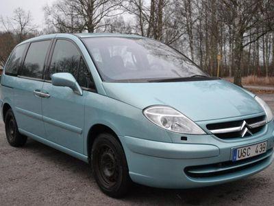 begagnad Citroën C8 2,2 16V SX -04