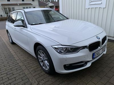 begagnad BMW 320 d xDrive Touring Sport line