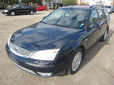 used Ford Mondeo 2.0 TDCI Endast 11986 mil