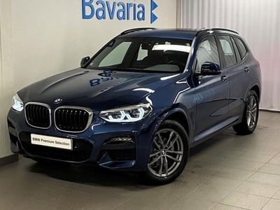 begagnad BMW 700 X3 20d xDrive M-Sport Värmare Nav Drag Ny 2021, SUV Pris 508kr