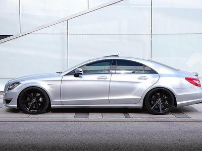 begagnad Mercedes CLS63 AMG AMG KLEEMANN 750hk/1150nm
