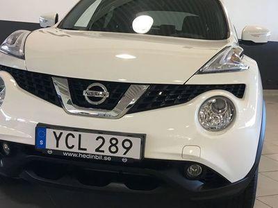 brugt Nissan Juke N-connecta soltak 115hk