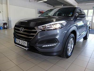 begagnad Hyundai Tucson 1,6 GDI 132hk 2WD Active