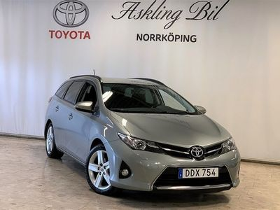 begagnad Toyota Auris Kombi 1.6 ( 132 hk ) -14