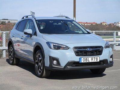 begagnad Subaru XV 2.0i Automat Svensksåld 1 ägare