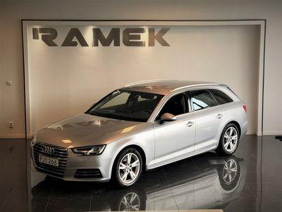 begagnad Audi A4 Avant 2.0 TDI Pro Line Euro 6