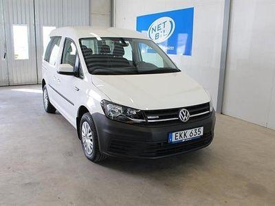 gebraucht VW Caddy MPV 1.4 TGI Drag 110hk