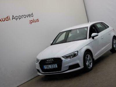 begagnad Audi A3 Sportback 1.5 TFSI 150HK S-TRONIC