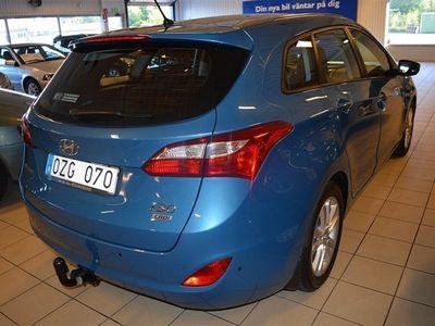 begagnad Hyundai i30 Kombi 1,6 CRDi M6Business