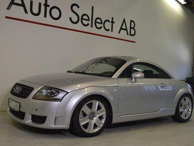 begagnad Audi TT 3.2/V6/Aut/Quattro/250hk -04