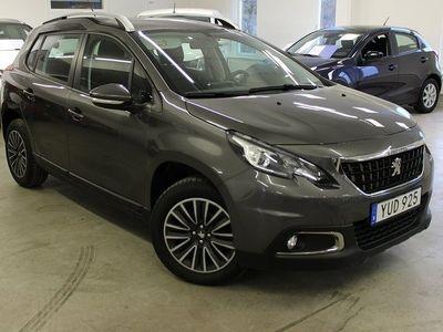 begagnad Peugeot 2008 Active+ 1,2 PureTech 110hk Aut - DEMO