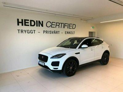 begagnad Jaguar E-Pace D150 AWD Panorama Värmare Keyless 2018, SUV Pris 309 900 kr