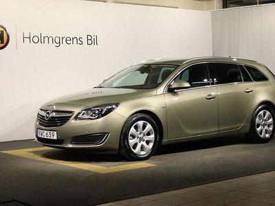 begagnad Opel Insignia ST Business 2.0 CDTi Drag & Värmare 2016, Kombi 229 900 kr