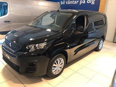 begagnad Peugeot Partner L2 Pro+ Webasto Leasin från 2461:-/ mån + moms