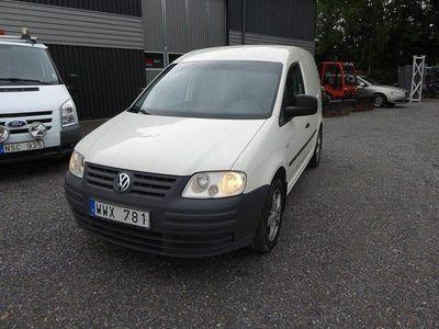 begagnad VW Caddy 1,9 TDI 105HK Drag
