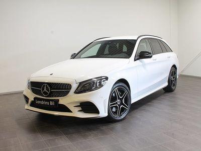begagnad Mercedes C220 d 4-Matic Kombi AMG Night