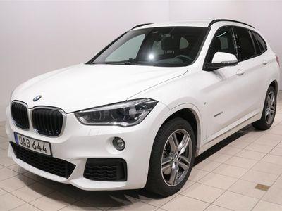 begagnad BMW X1 xDrive20d (190hk) M-Sport
