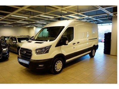 begagnad Ford Transit 170HK Aut 350 L3 Xenon/Dubbla Sk