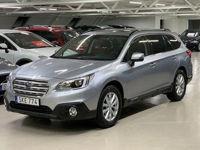 begagnad Subaru Outback 2.0 4WD AUT SUMMIT V-HJUL